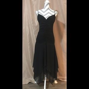 Georgio Studio Black Dress Jeweled straps large